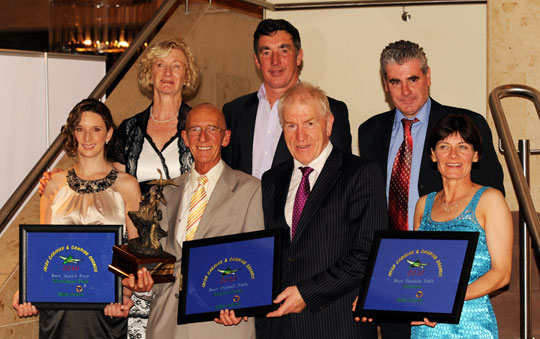 2010 awards mannix point