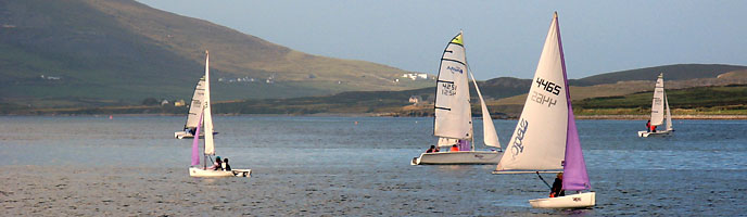 Atlantic Sailing Club at Mannix Point
